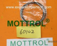 6D102 PISTON RING FOR EXCAVATOR
