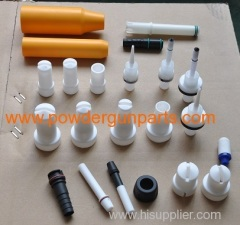 OptiSelect manual powder gun spare parts