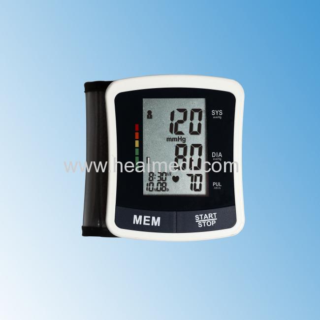 wrist type blood pressure monitor BPM-2206