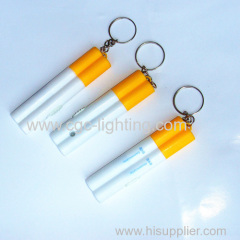 Tactical key chain flsh light
