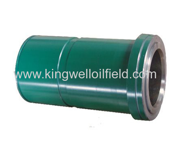 Zirconia ceramic liner mud pump liner for oilfield drilling