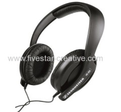 Sennheiser HD202 Closed Back On-Ear Headphones
