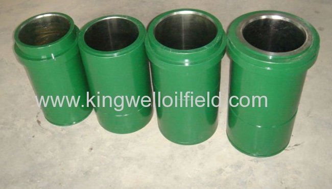 High Frequency Quenching Liner for Drilling Mud Pump
