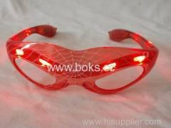 Led Spider-Man party glasses