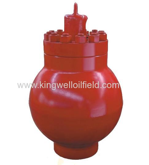 Mud Pump Spare Part Pulsation Dampener Casting (CH-3)