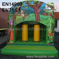 outdoor Jumping Inflatable Bounce Toys