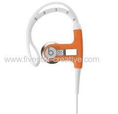Beats by Dr.Dre In Ear Sport Earphones Headphones with ControlTalk Neon Orange