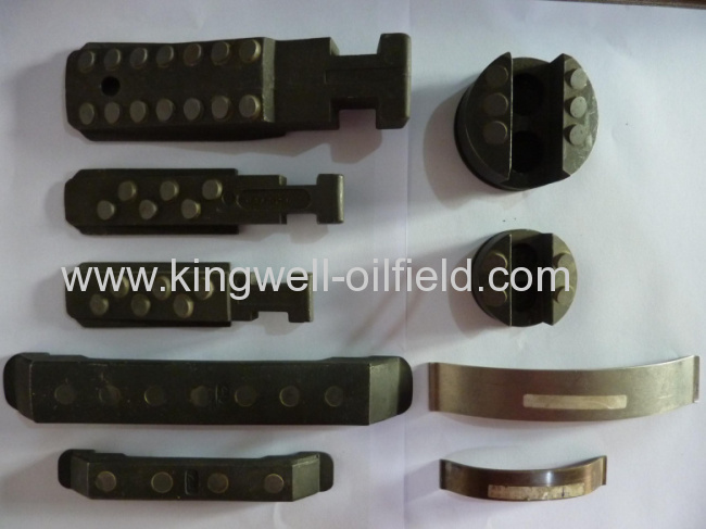 Full bore retrievable packer tools parts