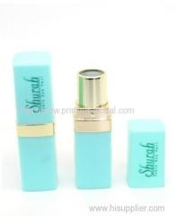 Heat transfer film for lipstick tube
