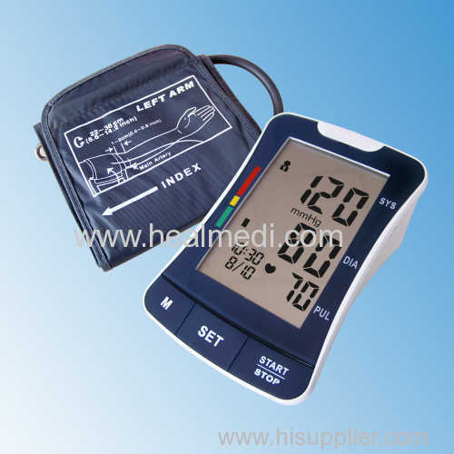 upper arm blood pressure monitor BPM-1307