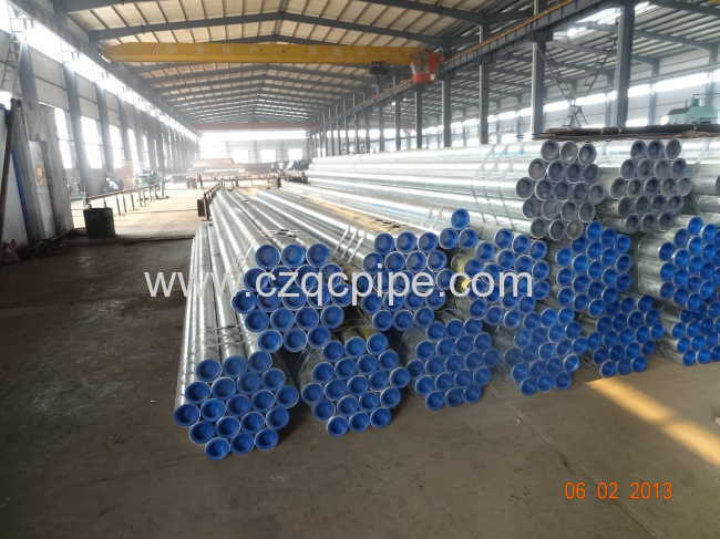 Supplying ASTM A106 carbon seamless pipe