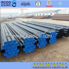 DIN 1629 St52.0 Seamles Steel Pipe