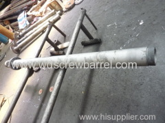single long screw barrel for extruder