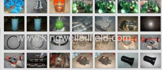 KB25/KB45/KB75 Discharge air bag for EMSCO F series mud pump parts