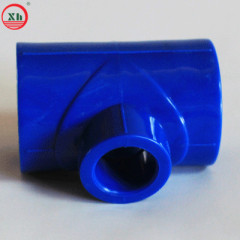 PPR fittings PPR reducing tee 2013 from China