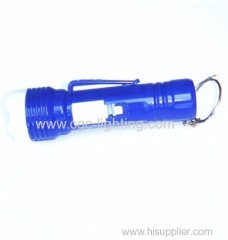 Mini LED Flash light Keychain