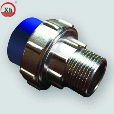 2013 hot sale PPR fittings PPR Male Adaptor Union