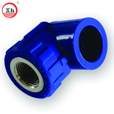 PPR fittings Female 90D Elbow from China