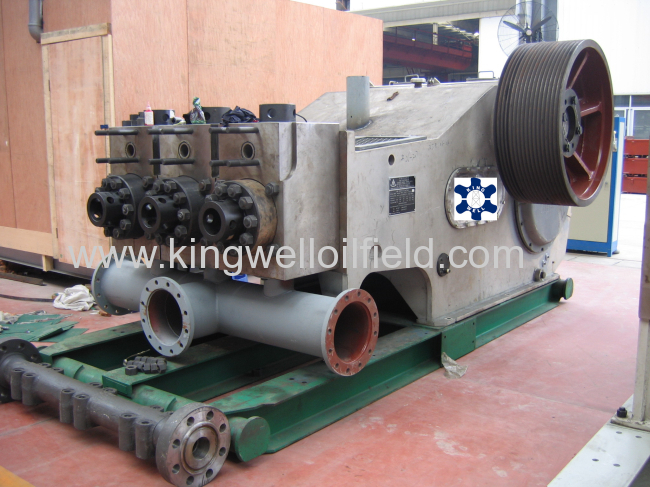 API Standard Oil well Mud Pump (F-1000)