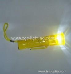 High power mini LED flash light