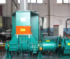rubber mixing kneader / internal mixer / dispersion kneader / rubber mixer / rubber machine / rubber machinery
