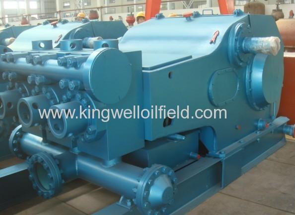 API Standard Oil well Mud Pump (F-1600)