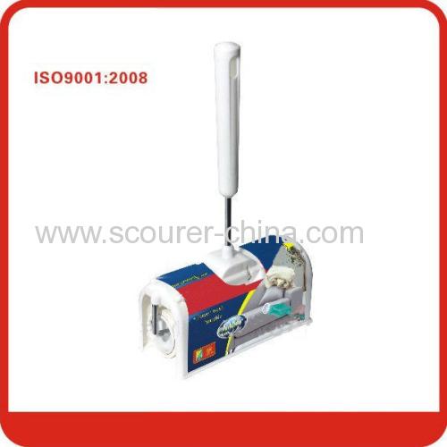 White or light blue Super Duster Roller Sticker for House and hospital using