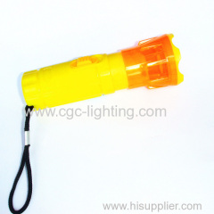 mini key chain flash light