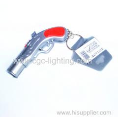 MINI creative led keychain flash light