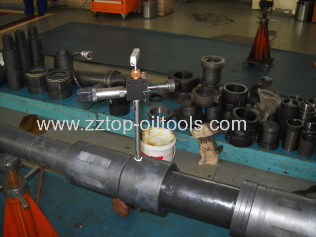 3 7/8Round Mandrel slip joint drill stem testing