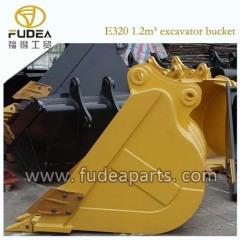 E320 excavator bucket 1.2m3