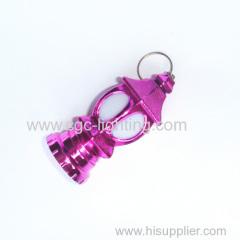 Key chain mini flash-light