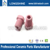 zironia textile ceramic eyelet with screw thread
