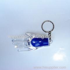 cute and high power mini led keychain light