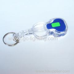 cute mini keychain flash light
