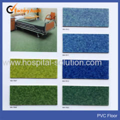 PVC Vinyl Flooring For Hospital From China Manufacturers Suppliers - How to clean pvc flooring