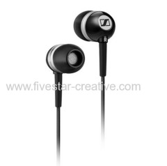 Sennheiser CX300-II Portable Stereo In-Ear Headphone(Precision Black)