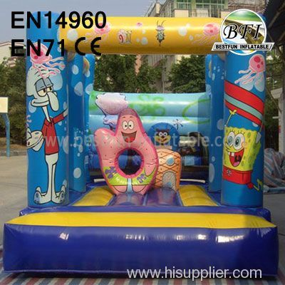 Commercial Jumping Inflatable Castle For kids