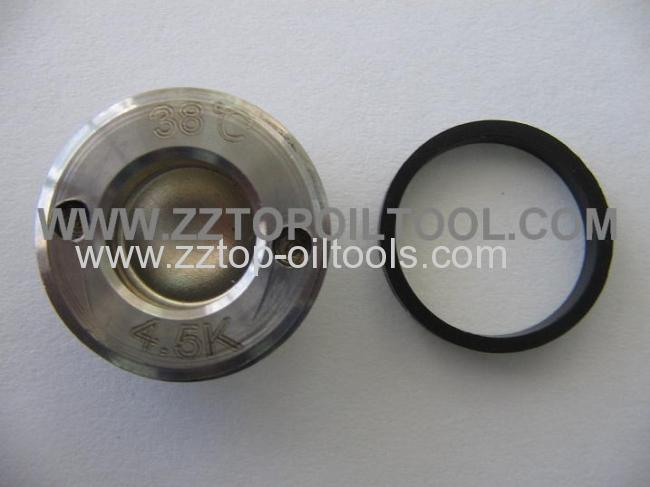 DST 3 7/8Rupture Disk RD Circulating valve