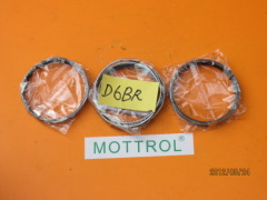 D6BR PISTON RING FOR EXCAVATOR
