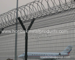 wire mesh airport fencings