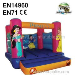 Snow White Princess Inflatable Jumping for sale