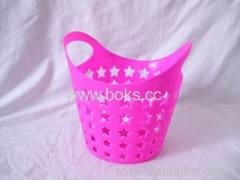 2013 plastic mini laundry baskets