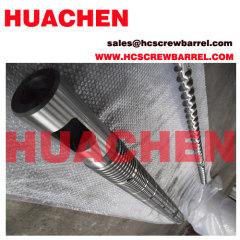 screw barrel of extruder