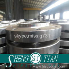 Carbon Steel Flange (1/2-72