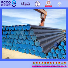 ASTM A333 Grade6 Seamless and Welded Steel Pipe