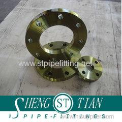 Carbon steel buttweld flange