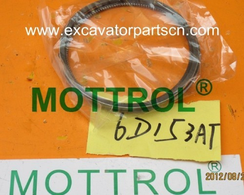 6D15 PISTON RING FOR EXCAVATOR