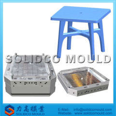 custom plastic injection table mould
