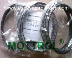 S4F PISTON RING FOR EXCAVATOR